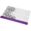 PANTA PLAST Könyökalátét, A3, 410x286 mm, színezhető, szamárfül védővel, ,