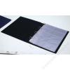 PANTA PLAST Névjegytartó, 400 db-os, gyűrűs, PANTAPLAST, kék (INP361112K)