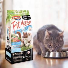 Panzi FitActive Cat Kitten (szárnyas, hal) száraztáp, 1,5kg kutyaeledel