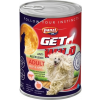 Panzi Getwild 1240g Adult Beef&Apple 1.24kg