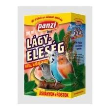 Panzi lágyeleség madáreledel