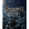 Paradox Interactive Expansion - Crusader Kings II: Holy Fury (PC - Digitális termékkulcs)