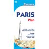 Párizs térkép (utca index nélkül) - Michelin 54