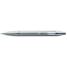 """Parker Golyóstoll, ezüst színű klip, ezüst színű tolltest, PARKER """"I.M. Metal"""", kék toll"""
