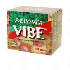 PASUCHACA VIBE TABLETTA 100DB táplálékkiegészítő