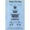 Patan City térkép - Schneider Trekking