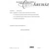 PÁTRIA Immateriális javak tárgyi eszközök selejtezési jegyzőkönyve