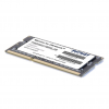 Patriot DDR3 Ultrabook SODIMM Patriot 4GB 1600MHz CL11 1.35V memória