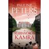 Pauline Peters PETERS, PAULINE - A RUBINVÖRÖS KAMRA (VICTORIA BREDON-SOROZAT 1. RÉSZ)