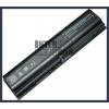 Pavilion dv6300 Series 8800 mAh 12 cella fekete notebook/laptop akku/akkumulátor utángyártott