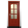 PAVO 2/D, luc fenyő beltéri ajtó 90x210 cm