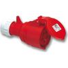 PCE lengő ipari dugaszoló aljzat 5 pólusu 16A 380V IP44