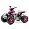 Peg Perégo Peg Perego Corral T-Rex 12V rózsaszín