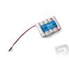 PELIKAN 6.0V 2000AA ENELOOP Sanyo RX 5 cellás vevő akupack (lapos)