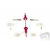 PELIKAN Állítható kétoldalú kar szett villákkal - M4x100