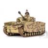 PELIKAN Panzer IV RC tank 1:24 2,4GHz s infračerveným bojovým systémem