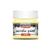 Pentacolor Kft. Pentart Matt vanília színű akril bázisú hobbi festék 50 ml
