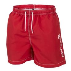 Pentagon férfi úszónadrág, piros