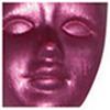 Pentart Metál akrilfesték 50 ml metál világoslila