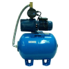Pentax szivattyú Pentax házi vízmû CAM 100/00+50L hidrofor tartály+Grundfos PM2 nyomásvezérlõ 230V