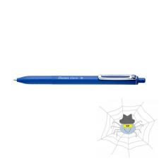 Pentel Golyóstoll PENTEL iZee nyomógombos 0,35 mm kék toll