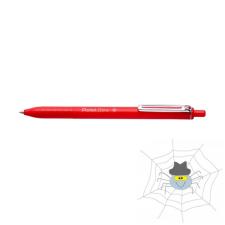 Pentel Golyóstoll PENTEL iZee nyomógombos 0,35 mm piros toll
