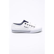 Pepe Jeans - Gyerek sportcipő - fehér - 1212581-fehér
