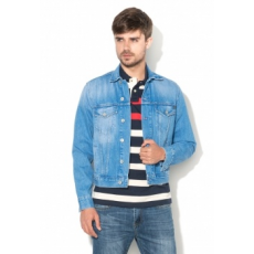 Pepe Jeans London Pinner Kék Farmerkabát XXL (PM400908N69-000-XXL)