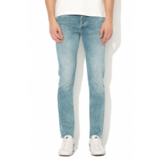 Pepe Jeans London , Spike Regular Fit farmernadrág, Világoskék, W32-L32 (PM200029GD0-000-W32-L32)