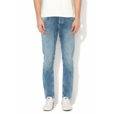 Pepe Jeans London , Track regular fit farmernadrág, Világoskék, W34-L32 (PM201100GC6-000-W34-L32)