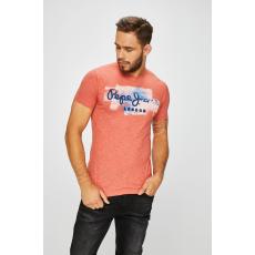 Pepe Jeans - T-shirt - korall - 1407008-korall