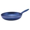 Perfect home 12597 Serpenyő tapadásmentes bevonattal kék márványos 32 cm