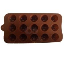 Perfect home Csokiforma szilikon 15db-os csillag sütés és főzés