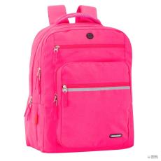 PERONA hátizsák dupla ordenador Perona Friday rózsaszín 44cm hordozható gyerek