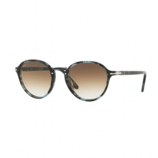 Persol PO3184S 106251 SPOTTED BLUE DARK GREY CLEAR GRADIENT BROWN napszemüveg