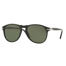 Persol PO6649 95/58 BLACK GREEN POLARIZED napszemüveg