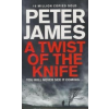 Peter James A Twist of the Knife