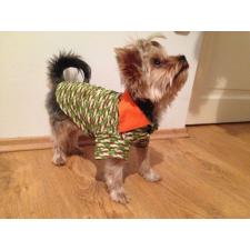 PetHead terepmintás galléros póló, S kutyaruha