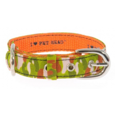 PetHead terepmintás nyakörv, S nyakörv, póráz, hám kutyáknak