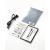 PHANTEKS 4 pin RGB LED adapter alaplapokhoz LED header / PH-CB_RGB4P /