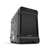 PHANTEKS Enthoo Evolv ITX Mini-ITX TG RGB Led (PH-ES215PTG_BK) - fekete (PH-ES215PTG_BK)