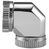 PHANTEKS Glacier Hard-Tube Adapter 2x 16mm 90 fok - chrom (PH-A90_CR_16)