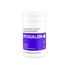 Pharmacoidea nyugalom kapszula 30 db vitamin és táplálékkiegészítő