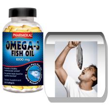 Pharmekal Omega 3 Fish Oil 1000mg 100db táplálékkiegészítő