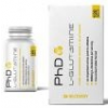 PhD Nutrition L-GLUTAMINE 120 cps