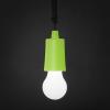 Phenom Húzókapcsolós függesztett LED lámpa zöld (Lámpa)
