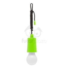 Phenom Húzókapcsolós LED lámpa zöld 43998GR elemlámpa