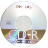Philips CD-R 80 700MB lemez papírtokos