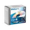 Philips CD-R Philips 700MB írható 52x slim