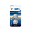 Philips CR2032P2/01B - 2 db lítium gombelem CR2032 MINICELLS 3V